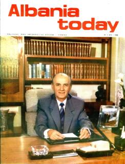 Albania Today No 1 (98) 1988