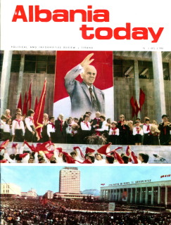 Albania Today No 3 (82) 1985