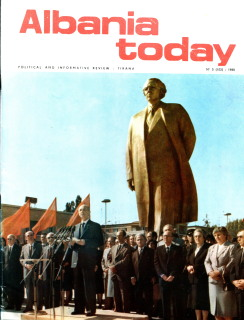 Albania Today No 5 (102) 1988