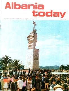 Albania Today No 5 (108) 1989