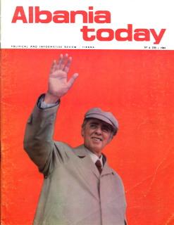 Albania Today No 6 (79) 1984