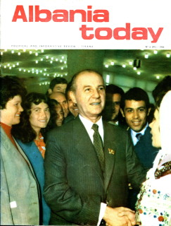 Albania Today No 6 (91) 1986