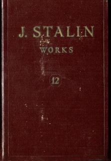 Works Vol 12 - April 1929-June 1930