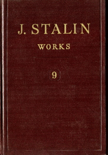 Works Vol 9 - December 1926-July 1927