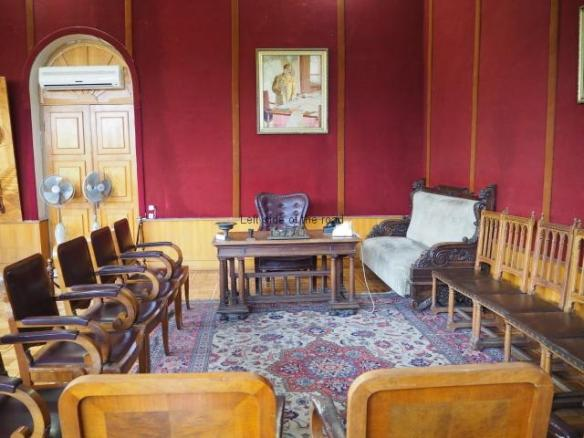 Stalin's office in the Kremlin