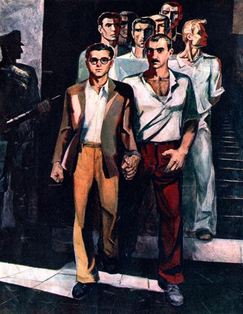 The Communists - Lec Shkreli