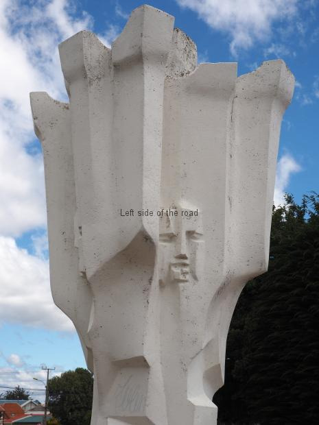 Monument to 27 July 1920 Martyrs, Punta Arenas