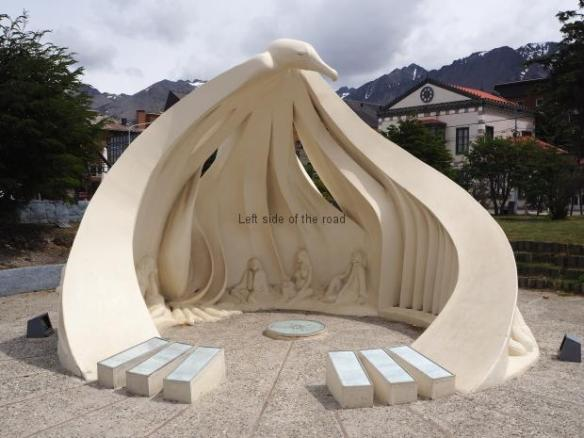 Pioneers and First-Settlers Monument - Ushuaia