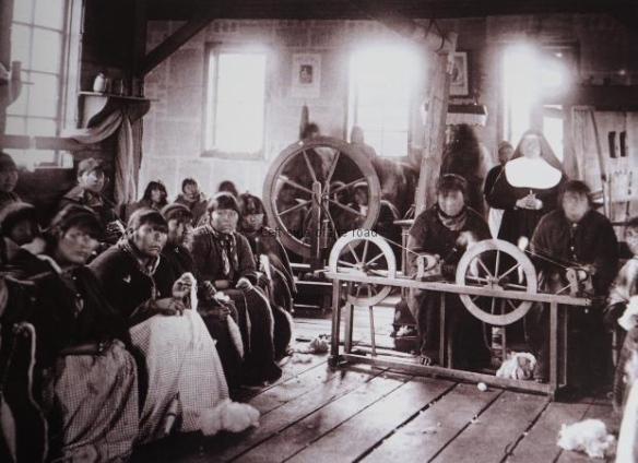 Fuenguinos working in Salesian Mission