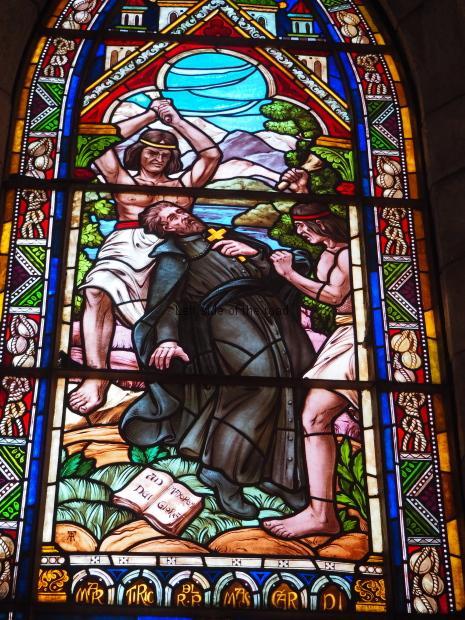 Nicolas Mascardi - Bariloche Cathedral