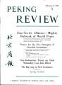 Peking Review 1960 - 05