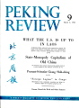 Peking Review 1961 - 09