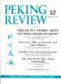 Peking Review 1961 - 10