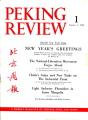 Peking Review 1962 - 01