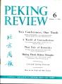 Peking Review 1962 - 06