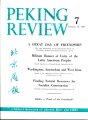 Peking Review 1962 - 07