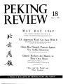 Peking Review 1962 - 18