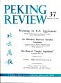 Peking Review 1962 - 37
