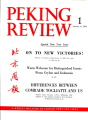 Peking Review 1963 - 01