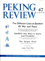 Peking Review 1963 - 47