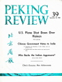 Peking Review - 1965 - 39