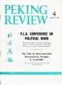 Peking Review - 1966 - 04