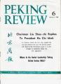 Peking Review - 1966 - 06