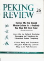 Peking Review - 1966 - 26