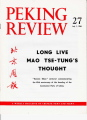 Peking Review - 1966 - 27