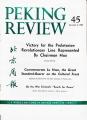 Peking Review - 1966 - 45