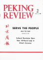 Peking Review - 1967 - 02
