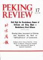 Peking Review - 1967 - 17