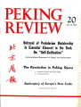 Peking Review - 1967 - 20