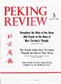 Peking Review - 1968 - 03