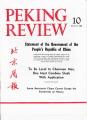 Peking Review - 1968 - 10