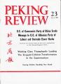 Peking Review - 1969 - 23