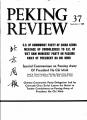 Peking Review - 1969 - 37