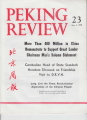 Peking Review - 1970 - 23