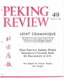 Peking Review - 1971 - 49