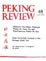Peking Review - 1976 - 48