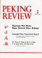 Peking Review - 1977 - 02