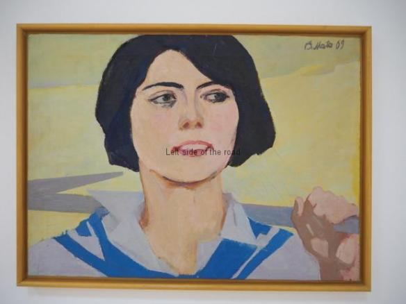 Bajram Mata - Portrait of a volunteer - 1969