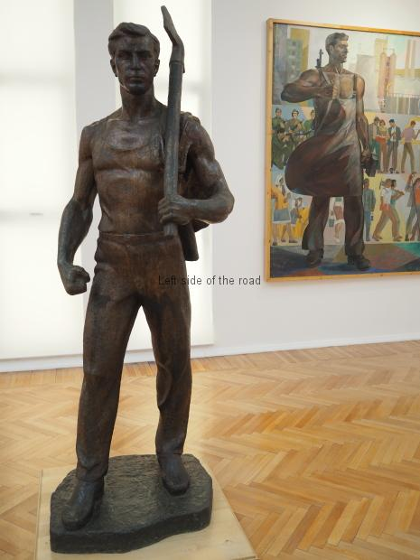 Kristaq Rama - A contemporary of the Republic - 1964