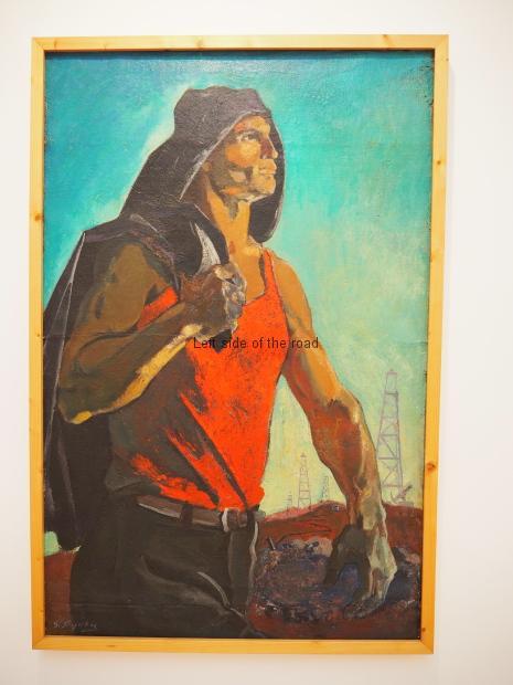 Sali Shijaku - The oilman - 1966