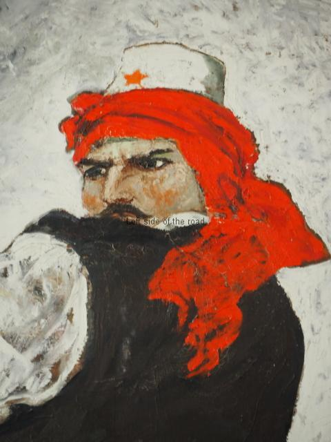 A Communist peasant from the mountains
