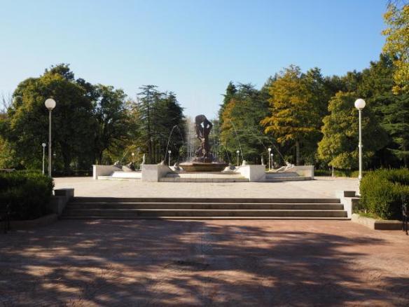 Spring No. 6 - Fountain