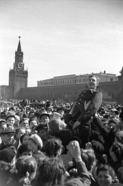 Red Square - 9th May 1945