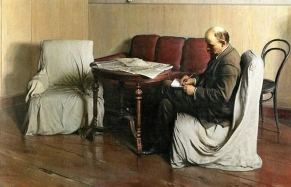 Lenin in the Smolny