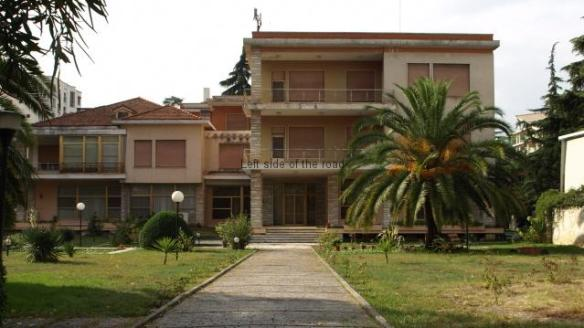 Enver Hoxha's Residence and Office in Tirana