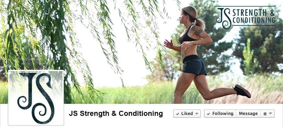 JS Strength facebook header